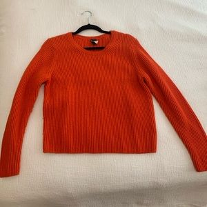 Gap bright red sweater